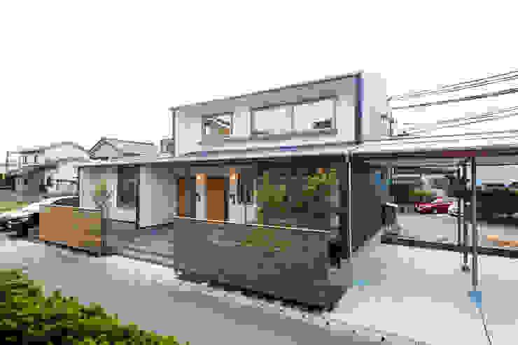 Nhà gỗ by 株式会社山口工務店