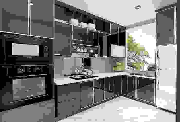 Pantry Oleh JM Interior Design