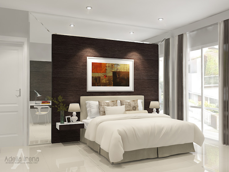 Kamar Anak Kamar Tidur Modern Oleh PEKA INTERIOR Modern Kaca