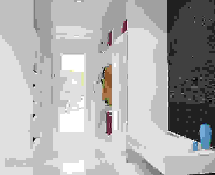 Walk in Closet Ruang Ganti Modern Oleh PEKA INTERIOR Modern Kayu Buatan Transparent
