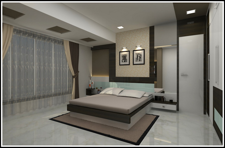 Bedroom by homify