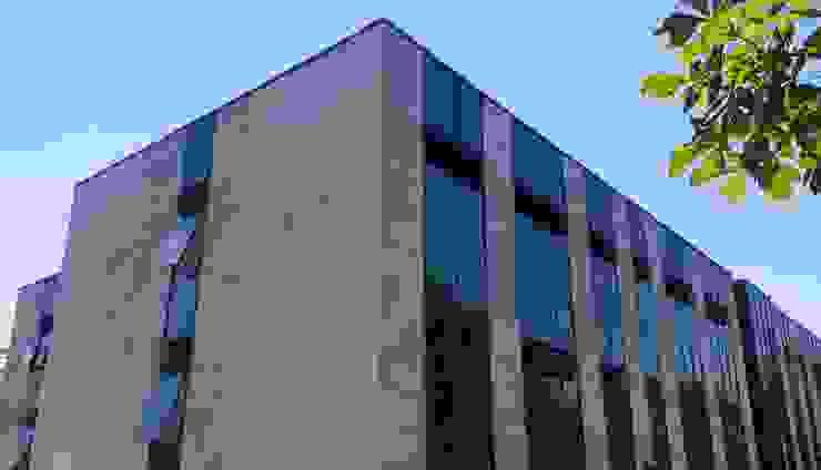 CRETOX Quattro Vintage Concrete Panel // Cement Based Natural Thin Lightweight Concrete Panel by CRETOX Concrete Panels by NETEREN Co.Ltd. Modern Concrete