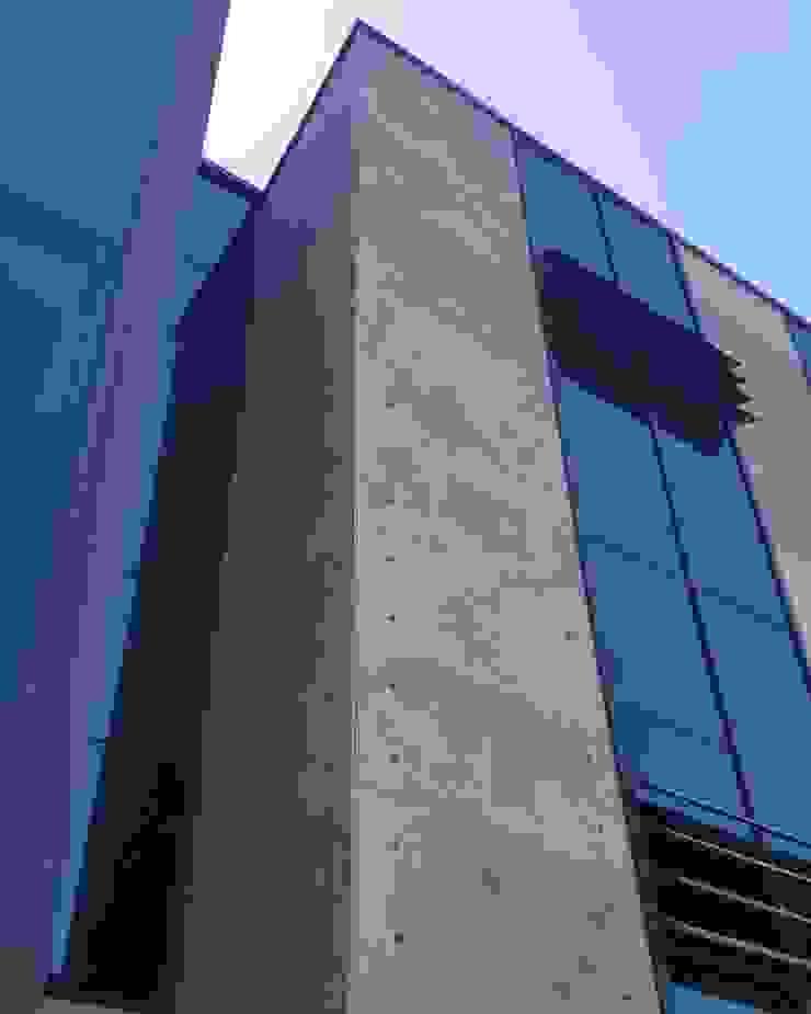 Outdoor Concrete Beton Panel Coverings by CRETOX Concrete Panels by NETEREN Co.Ltd. Minimalist Concrete