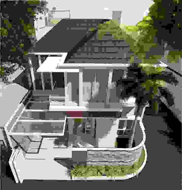 Rumah Tinggal Oleh Idealook Modern Beton
