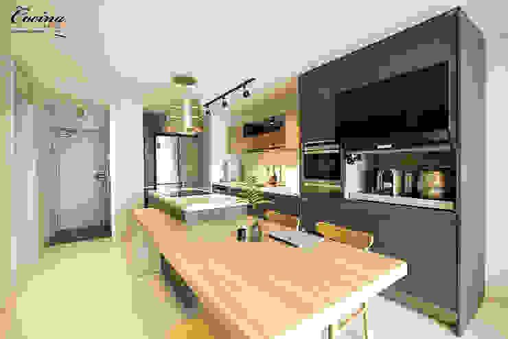 cocina 廚房 Black