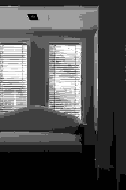 主臥休憩沙發 根據 原形空間設計 現代風