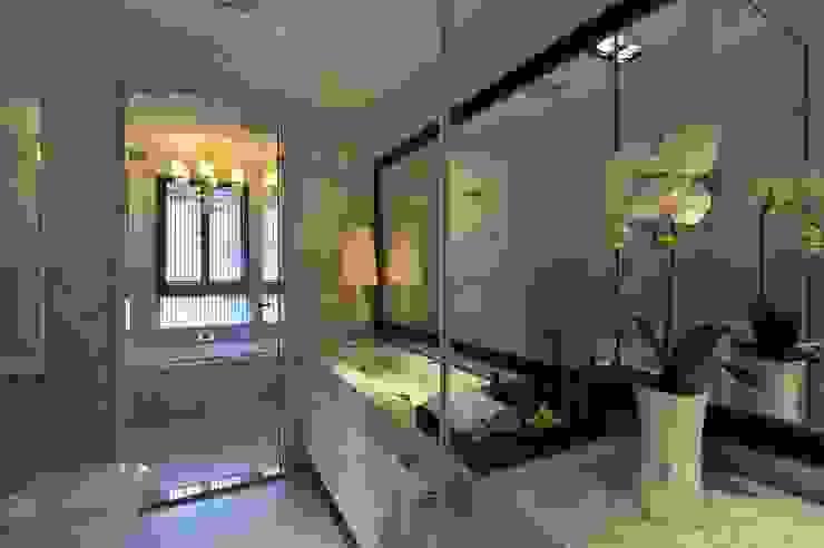 主臥衛浴 Modern Bathroom by 原形空間設計 Modern