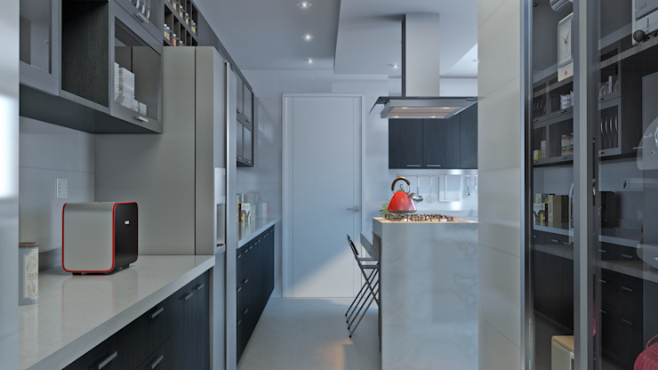 Built-in kitchens by AOG SPA