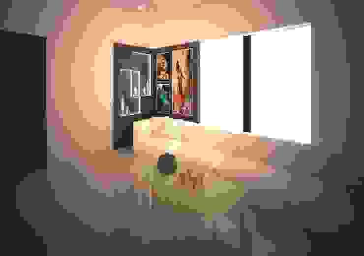 Modern living room by adorn Modern