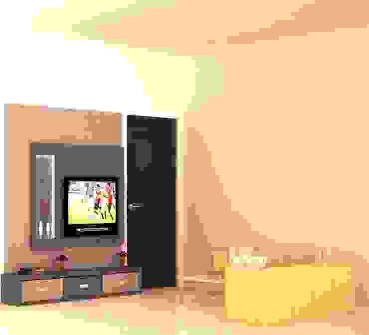 Salas de estilo moderno de adorn Moderno