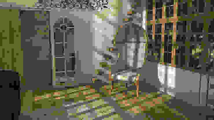 Blophome Salon rustique