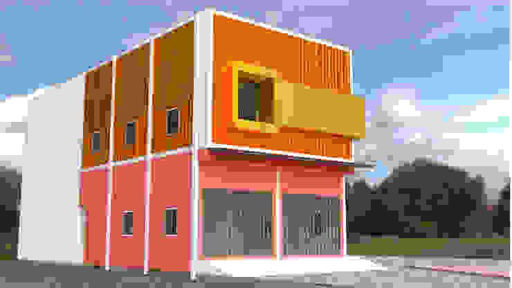 ออกแบบบ้าน style modern โดย mayartstyle โมเดิร์น คอนกรีตเสริมแรง