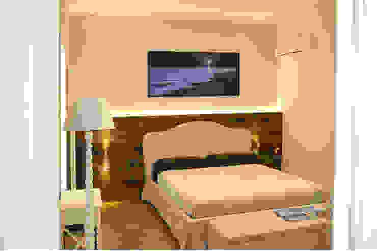 Dormitorios modernos de danielainzerillo architetto&relooker Moderno