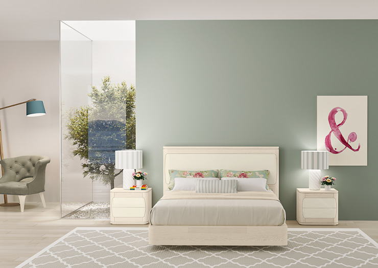 Urban Room Farimovel Furniture BedroomBeds & headboards