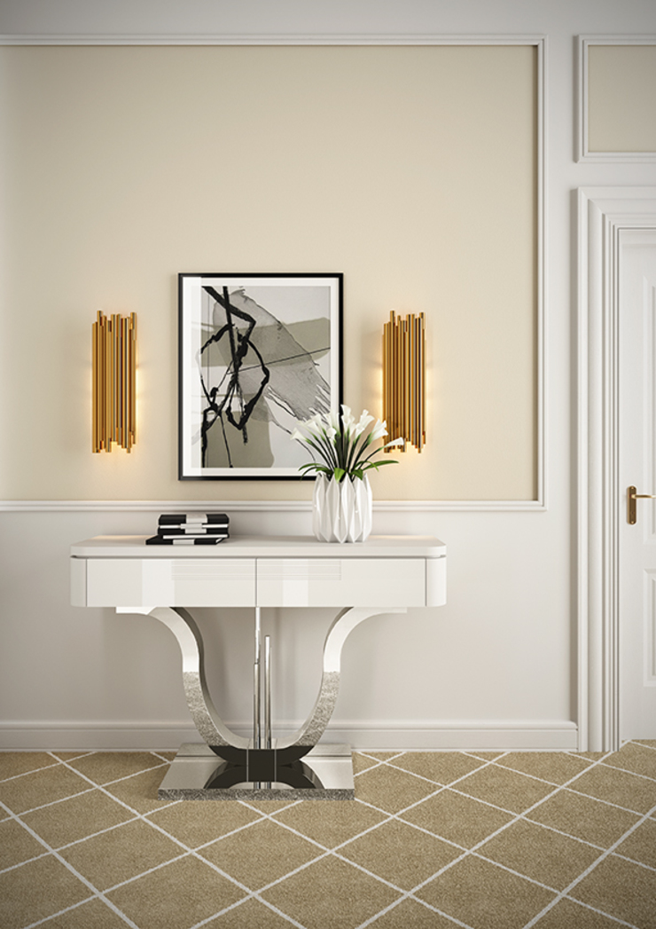 Consola Urban Farimovel Furniture Vestíbulos, pasillos y escalerasCómodas y estanterías