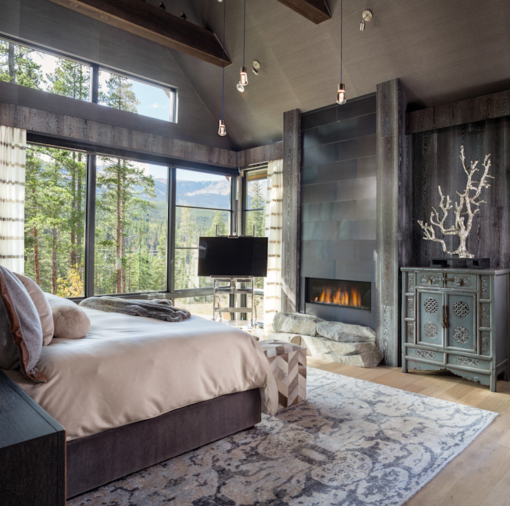 Bedroom by Andrea Schumacher Interiors, Modern