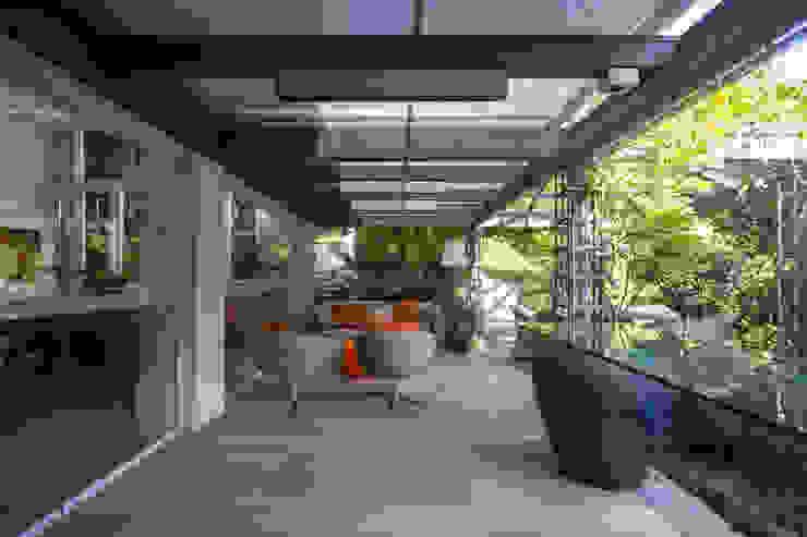 Pergolado Jardins de inverno clássicos por Belas Artes Estruturas Avançadas Clássico Ferro/Aço