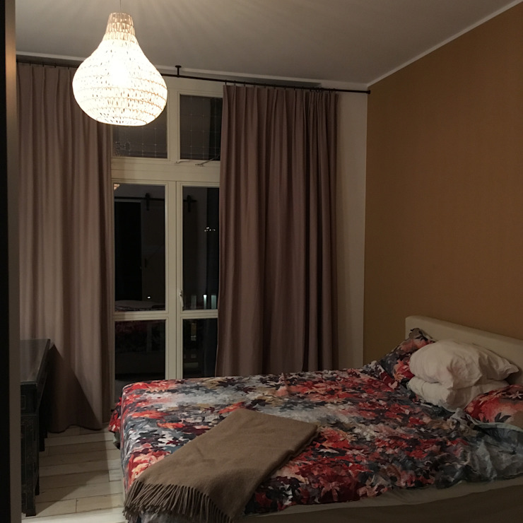 Slaapkamer: modern  door Vine Home Design, Modern