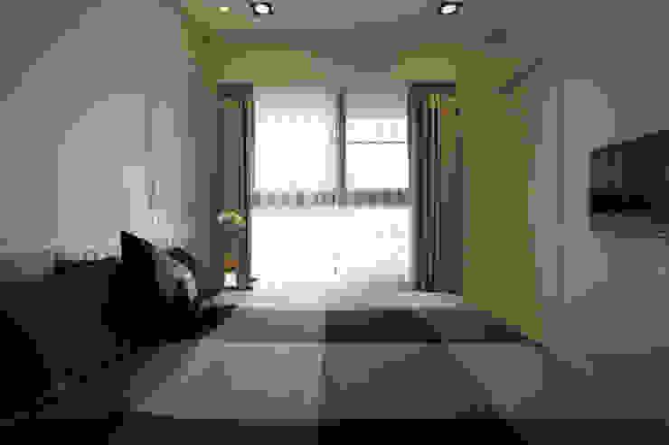 Open House / Kaohsiung 根據 陳府設計 Chenfu Design 簡約風