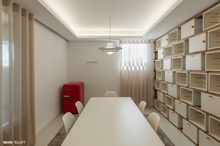 Modern office buildings by B.loft Modern