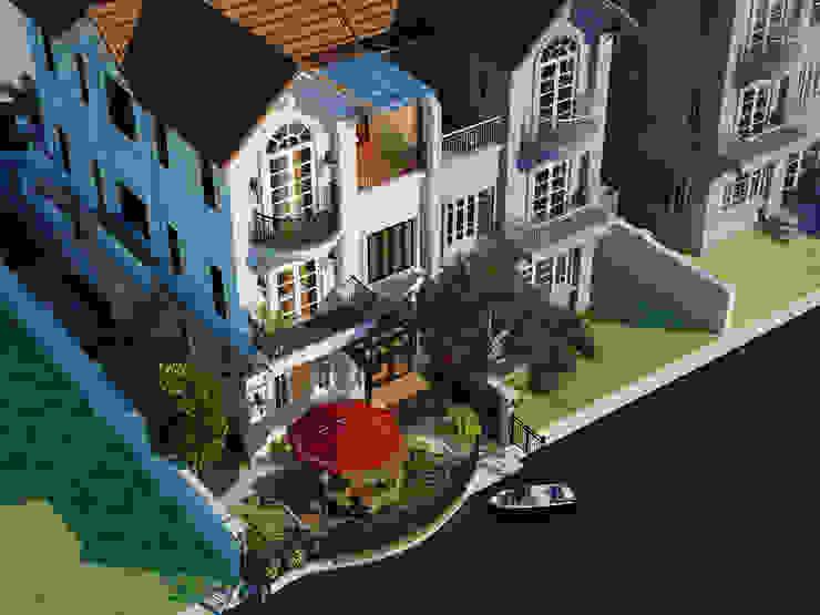 Cái tạo Biệt thự Vinhome Riverside ! bởi gbkvietnam