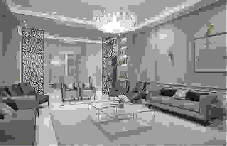 Majlis homify Livings de estilo moderno