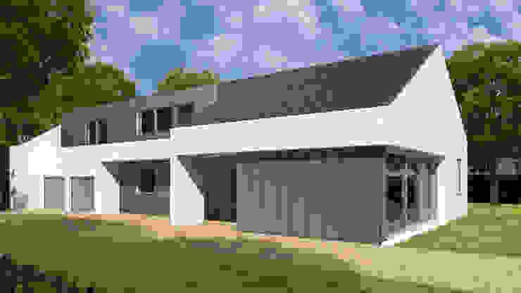 Herontwerp Bungalow van MOTUS architects Modern