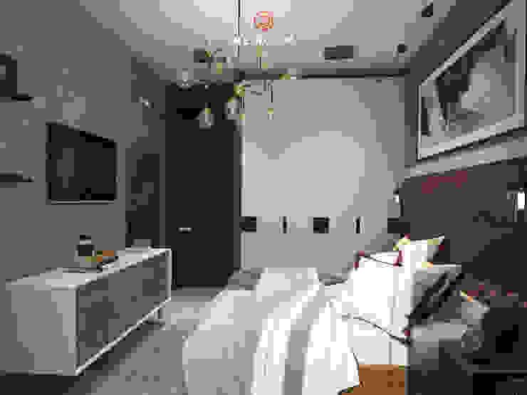 Reroom Industrial style bedroom