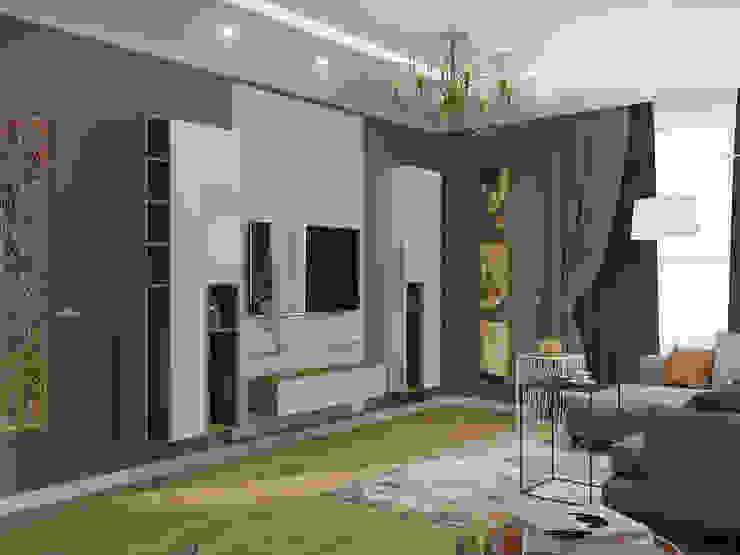 Salas de estilo clásico de Reroom Clásico