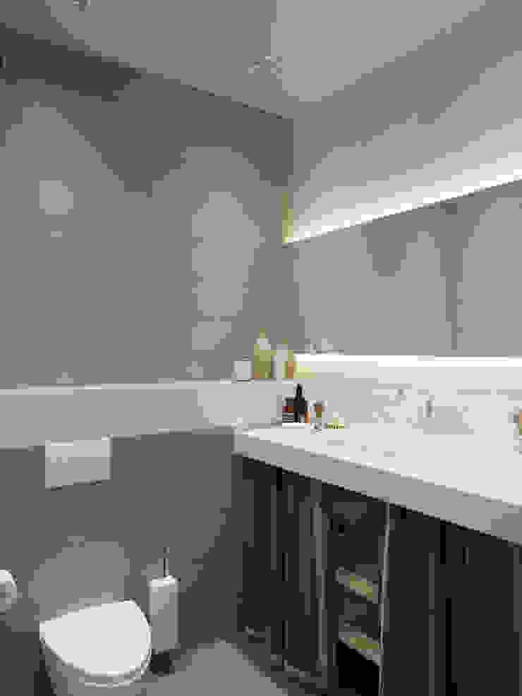 Baños de estilo minimalista de Reroom Minimalista