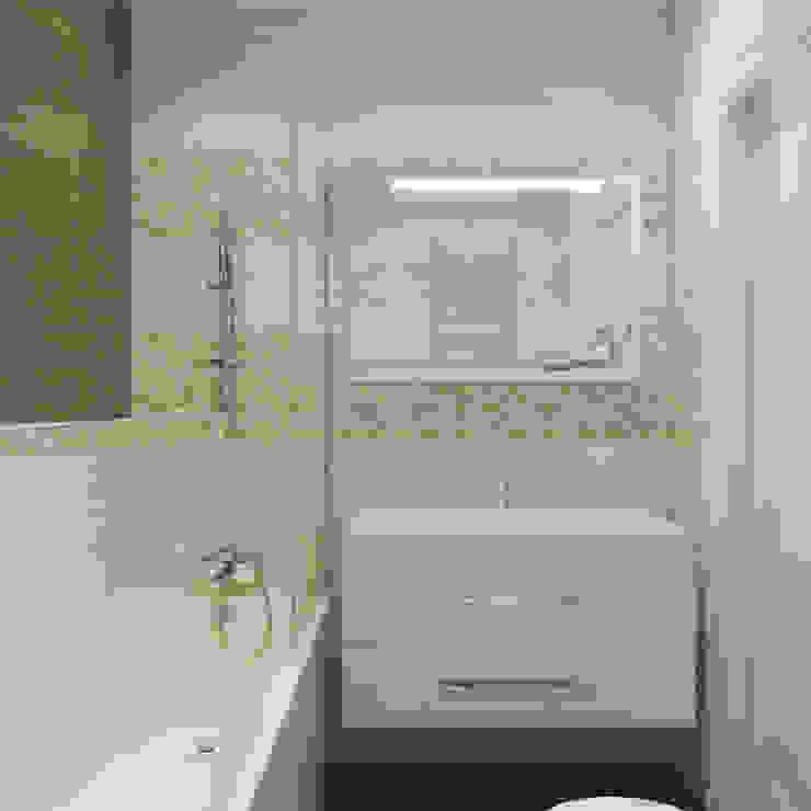 Baños de estilo clásico de Reroom Clásico
