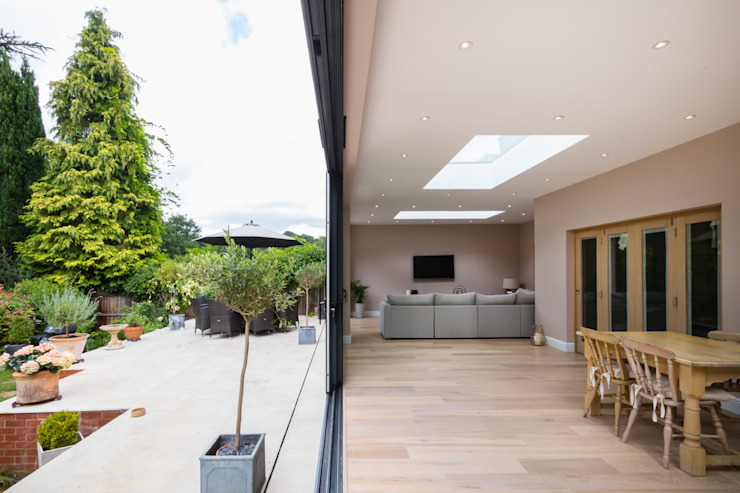 Extension, Wimbledon SW19 by TOTUS Сучасний