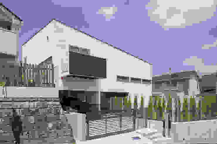 Projekty,  Domy zaprojektowane przez 前田敦計画工房,