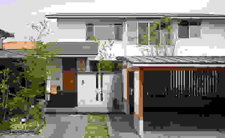 現代房屋設計點子、靈感 & 圖片 根據 竹内建築設計事務所 現代風