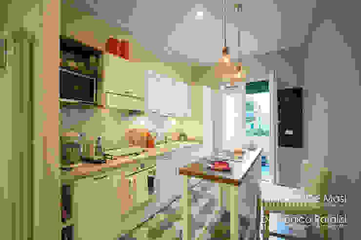 Casa Il Veliero Cucina in stile classico di melania de masi architetto Classico