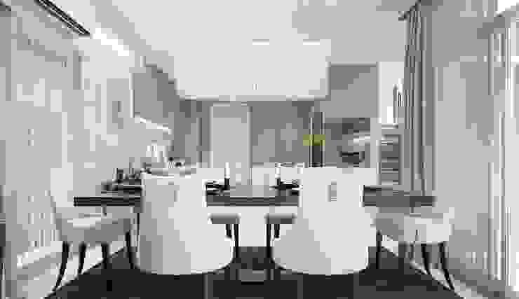 Residence Project K. Pisun. โดย K.R. Decorate Co., Ltd.