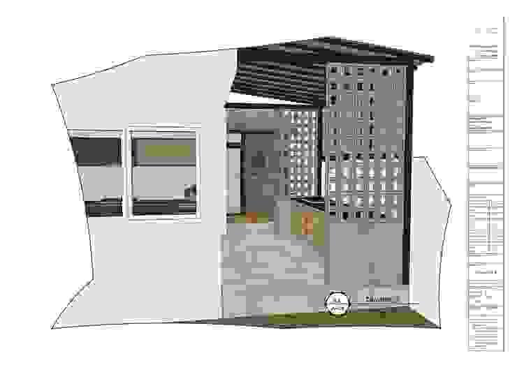 ต่อเติมและ ตกแต่งภายใน โดย TK Interior Design