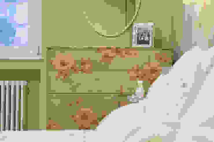 Casa Il Veliero Camera da letto in stile classico di melania de masi architetto Classico