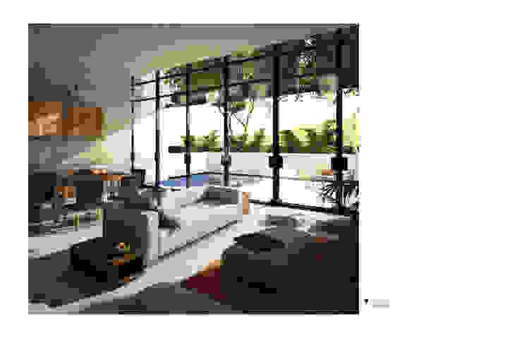 de estilo industrial por gOO Arquitectos , Industrial