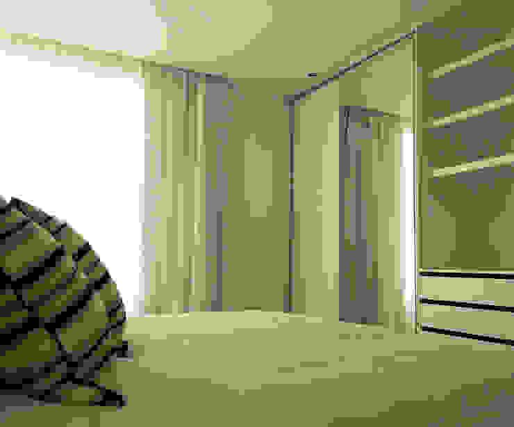 Casa Rajcic - Fiorito Dormitorios modernos: Ideas, imágenes y decoración de Estudio Victoria Suriguez Moderno