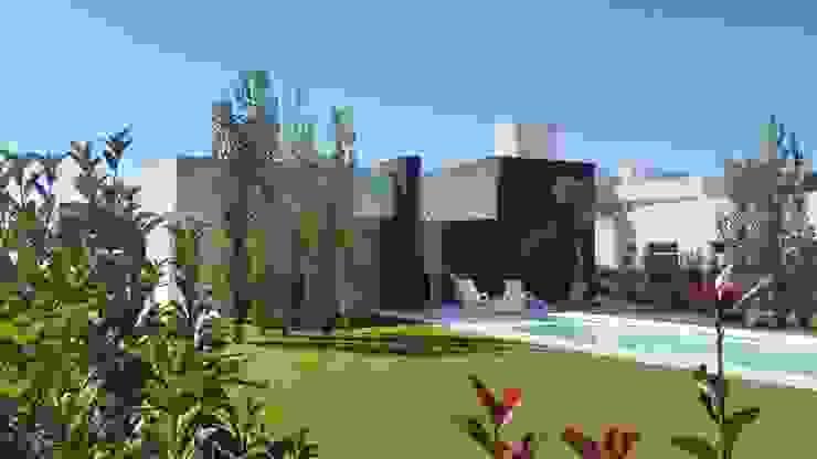 Casa Rajcic - Fiorito Casas modernas: Ideas, imágenes y decoración de Estudio Victoria Suriguez Moderno