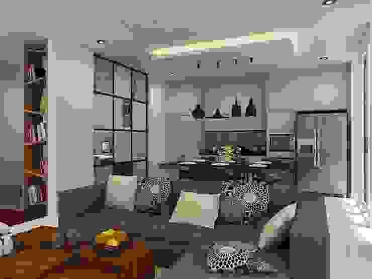 Citraland Event Venue Modern Oleh Kottagaris interior design consultant Modern