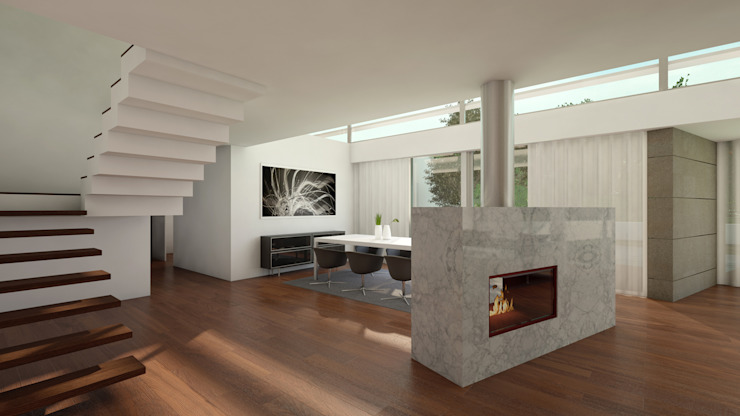 comSequência - Arquitectura & Design Modern Dining Room