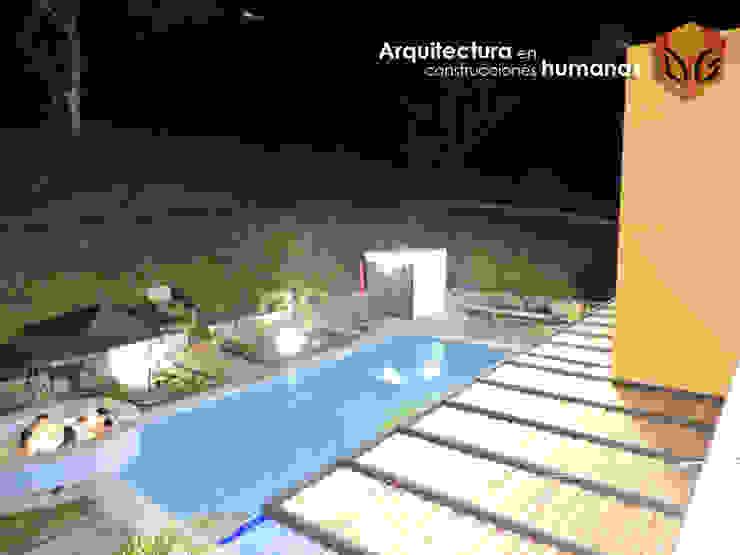PÉRGOLAS de DG ARQUITECTURA COLOMBIA Moderno