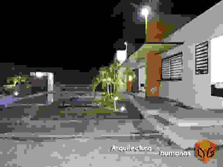 DG ARQUITECTURA COLOMBIA Villa Giallo