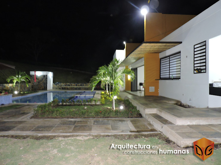 PISOS de DG ARQUITECTURA COLOMBIA Moderno