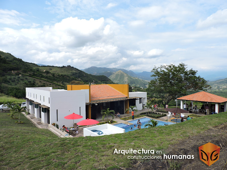 DG ARQUITECTURA COLOMBIA Villa Bianco