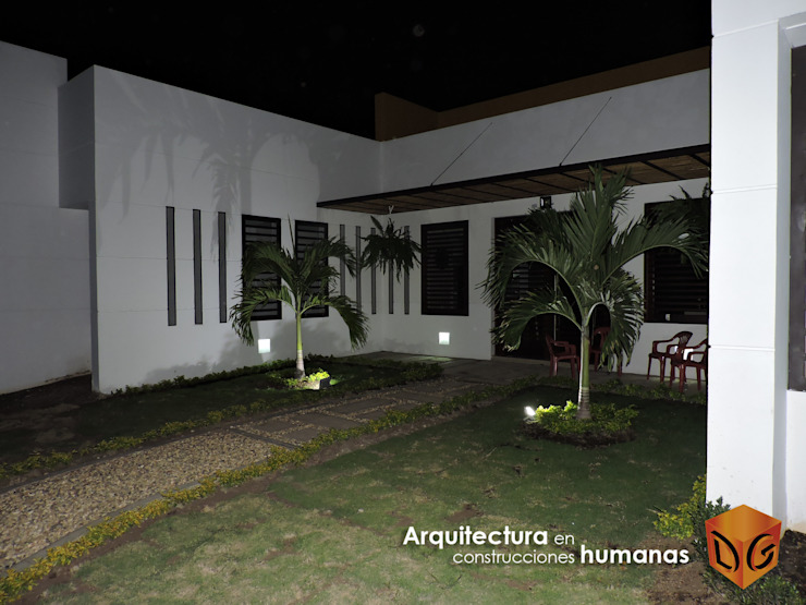 ACCESOS de DG ARQUITECTURA COLOMBIA Moderno
