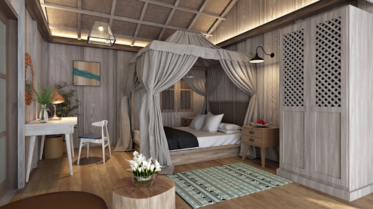 the gili resort Oleh e.Re studio architects
