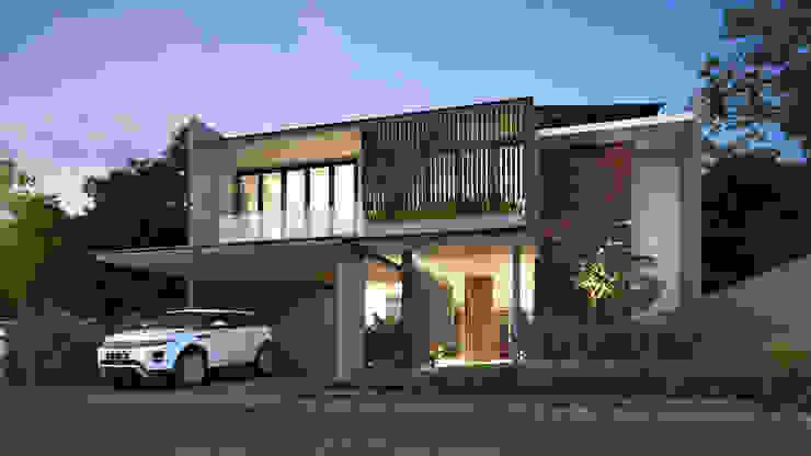 kbp pitaloka Oleh e.Re studio architects